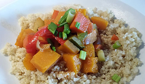 Thai Curry Butternut Squash