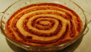 Baked Cinnamon Swirl Pancakes