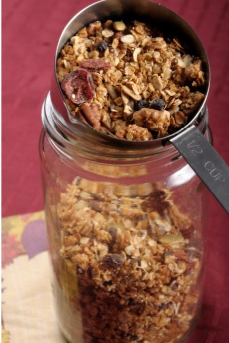 Honey Nut Granola – Gluten-free