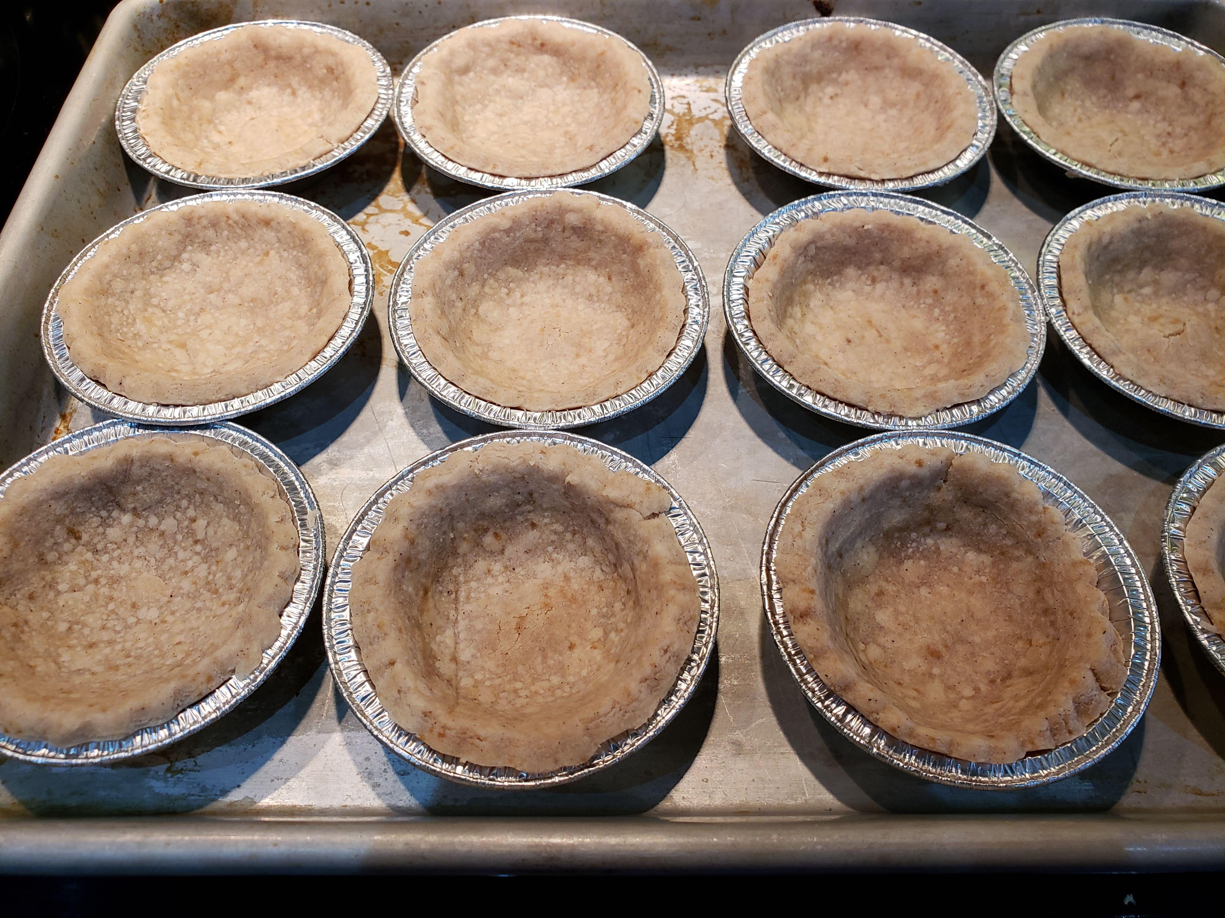Gluten Free Pie Tarts