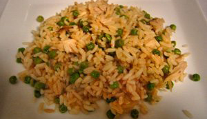 Brown Rice Risotto