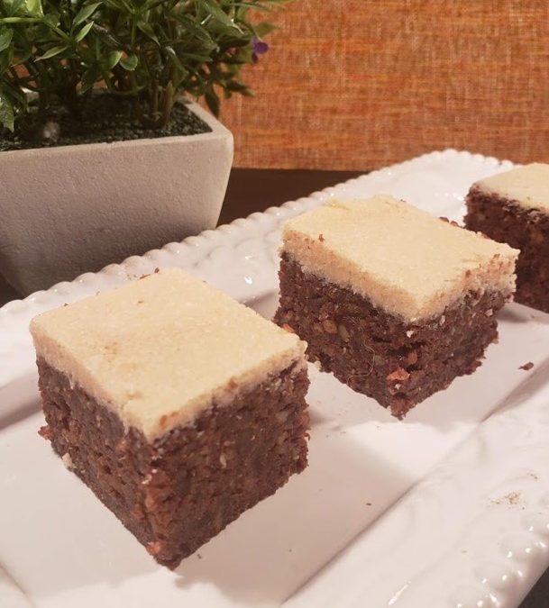 Protein Brownies – Gluten-free, Vegan